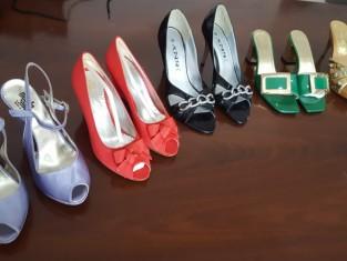 Fig 1 - Fig 1 - Circa 100 paia di scarpe vari...