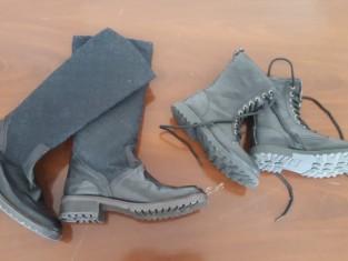 Fig 1 - Fig 2 - Circa 100 paia di scarpe vari...