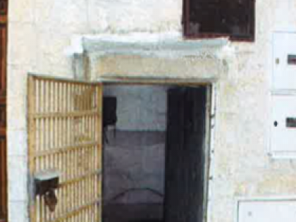 Fig 1 - Fig 1 - Locale deposito sito a Ostuni