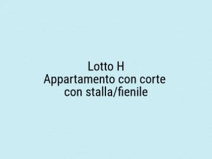 Fig 1 - Fig 1 - Lotto: Stalla/fienile composta...