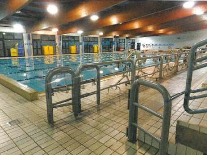 Fig 1 - Fig 1 - Struttura sportiva, con piscin...