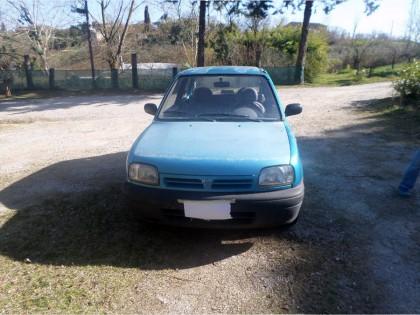 Fig 1 - Fig 1 - Nissan Micra 1.000cc Benzina
