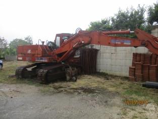 Fig 1 - Fig 1 - Escavatore cingolato
