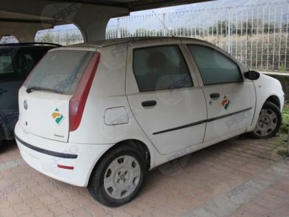 Fig 1 - Fig 1 - AUTOVETTURA FIAT PUNTO targa C...