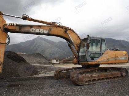 Fig 1 - Fig 1 - Escavatore Cingolato CASE CX 2...
