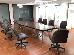 Tavolo da riunione con sedie - Vendita - BeniMobili.it