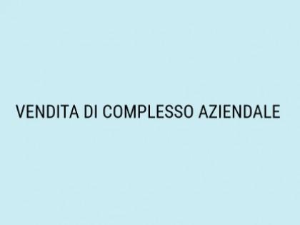 Fig 1 - Fig 1 - VENDITA DI COMPLESSO AZIENDALE...