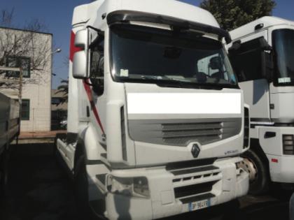 Fig 1 - Fig 1 - Trattore Stradale Renault Prem...