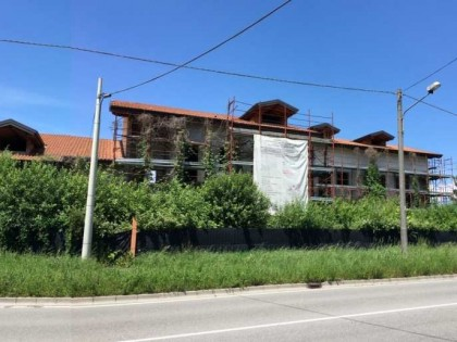 Fig 1 - Fig 1 - Complesso residenziale in cors...