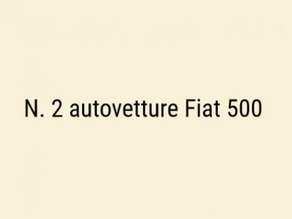Fig 1 - Fig 1 - Lotto: Autovettura Fiat 50 tar...