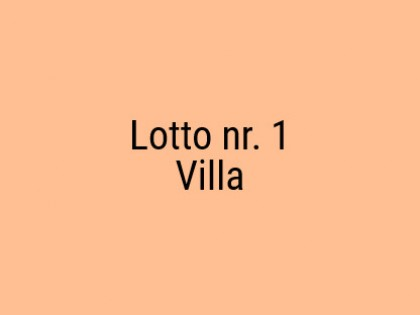Fig 1 - Fig 1 - Lotto: box di 159,50 mq, Villa...