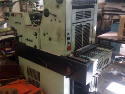 Fig 1 - Fig 1 - macchina da stampa tipografia...