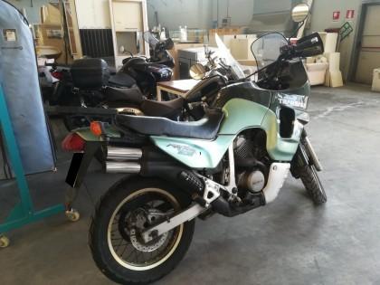 Fig 1 - Fig 1 - Motociclo Honda 600 Transalp,...