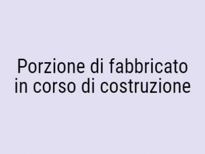 Fig 1 - Fig 1 - PORZIONE DI FABBRICATO IN CORS...