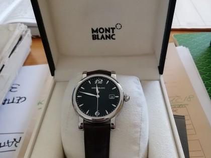 Fig 1 - Fig 1 - orologio automatico montblanc,...