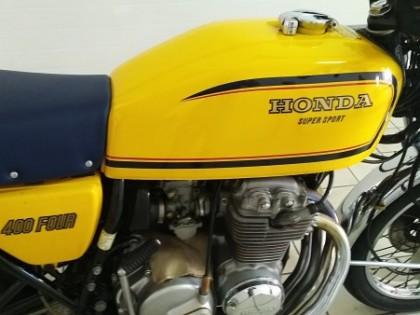 Fig 1 - Fig 2 - Motoveicolo Honda GB 400F tg....