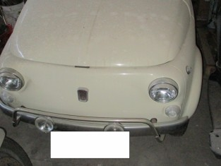 Fig 1 - Fig 1 - Lotto n.2: Autoveicolo Fiat 50...