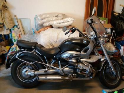 Fig 1 - Fig 1 - LOTTO 9: Motociclo BMW R1200C...