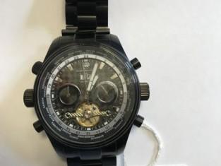 37915bd7761336 Lotto n.42 - 8813 13 orologio in metallo colore nero.