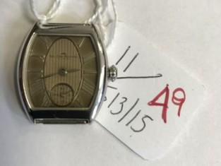 8184c487d7a0d7 Lotto n.49 - 613 15 - nr. 11, orologio VAN DER.