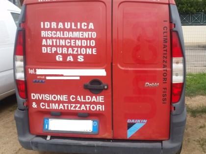 Fig 1 - Fig 3 - FIAT Ducato tg. DC 803 .. Anno...