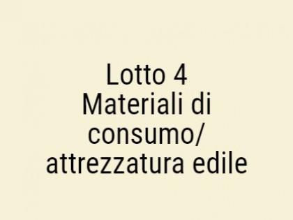 Fig 1 - Fig 1 - MATERIALI DI CONSUMO/ATTREZZAT...