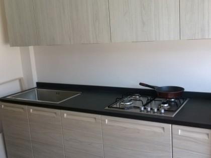 Fig 1 - Fig 1 - Cucina modello ESSENZA lunghez...