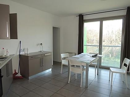 Appartamento al piano 2S ed è composto da soggiorno con angolo cottura, al  bagno ed alla camera da letto. Corredato di: cucina componibile a 9 ante,  ...