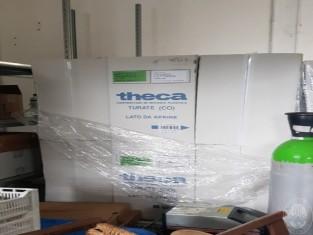 Fig 1 - Fig 2 - Materiale vario da imballaggio...