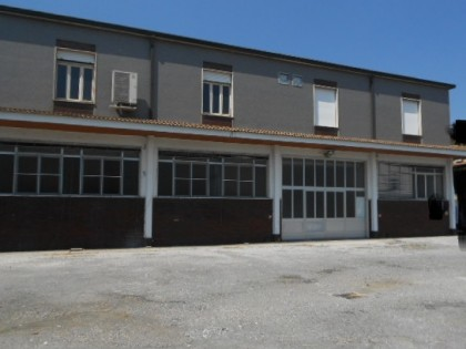 Fig 1 - Fig 1 - Edificio ad uso industriale/ar...