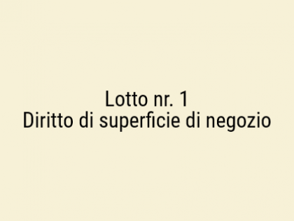 Fig 1 - Fig 1 - Lotto: Diritto di superficie d...