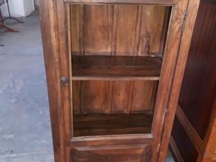Vendita Librerie In Legno.Lotto 4 2 Librerie In Legno E Dipinto Di Grandi Dimensioni