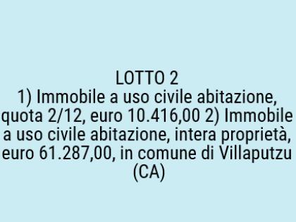 Fig 1 - Fig 1 - Lotto: Immobile a uso civile a...