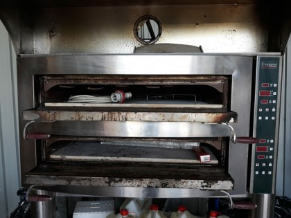 Fig 1 - Fig 1 - FORNO INDUSTRIALE CUPPONE OVEN...