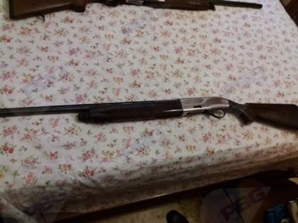 Fig 1 - Fig 1 - Fucile Beretta  targa AA244112