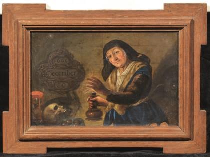 Fig 1 - Fig 3 - (Lotto n.107) - Scuola fiammin...