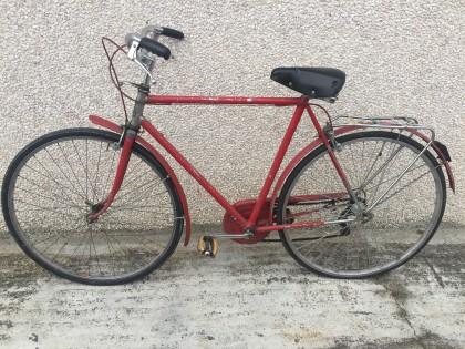 Fig 1 - Fig 1 - (Lotto n.1) Bicicletta da uomo...