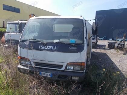 Fig 1 - Fig 1 - Autocarro Isuzu Q 75 targa BX0...