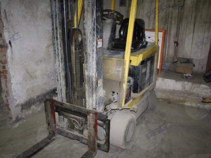 Fig 1 - Fig 1 - Carrello elevatore HYSTER 2.0...