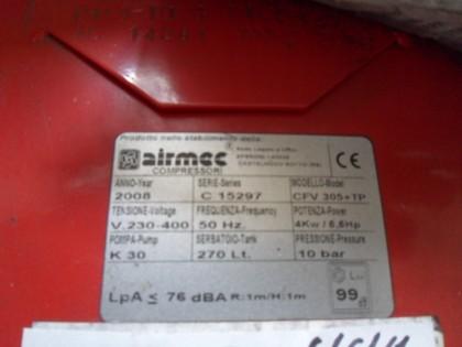 Fig 1 - Fig 1 - LOTTO 3 Compressore della AirM...
