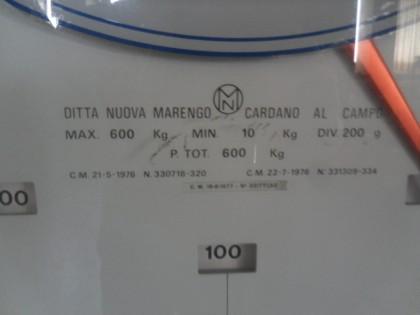 Fig 1 - Fig 1 - LOTTO 4 Bilancia della Nuova M...