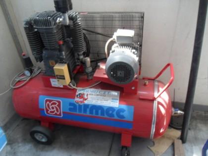 Fig 1 - Fig 1 - LOTTO 6 Compressore su ruote d...