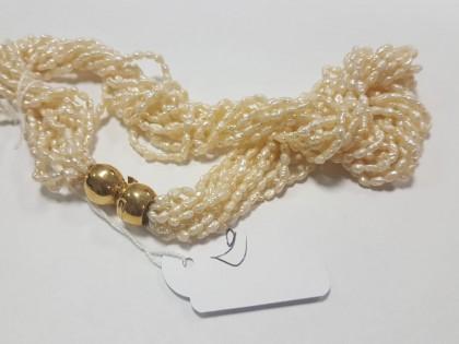 Fig 1 - Fig 1 - LOTTO 2 Collana in perle di fi...
