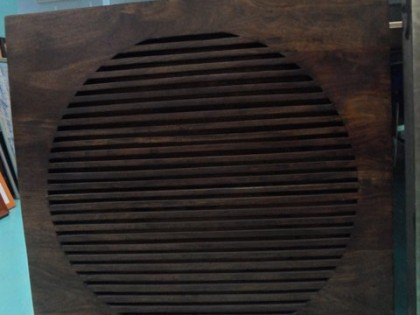 Fall. Dseven Srl - Porta cd in legno scuro da parete - Vendita -  FallcoAste.it