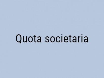 Fig 1 - Fig 1 - Quota societaria di € 500,00,...