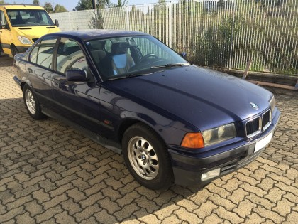 Fig 1 - Fig 1 - (Lotto n.1) Autovettura BMW 31...