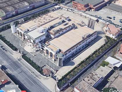 Fig 1 - Fig 2 - Edificio Industriale