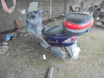 Fig 1 - Fig 1 - MOTOCICLO SUZUKI TARGATO CV88....