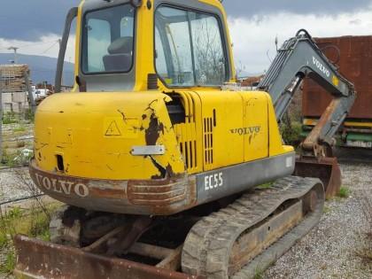 Fig 1 - Fig 1 - lotto 8 Escavatore Volvo EC 55...