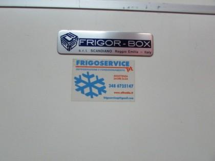 Fig 1 - Fig 2 - LOTTO 1 – CELLA FRIGO DI COLOR...